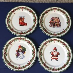 Christopher Radko Traditions Plates